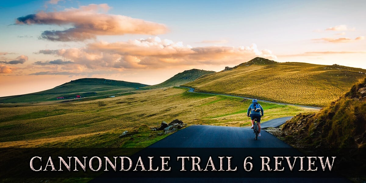 Cannondale trail 6 2019 review