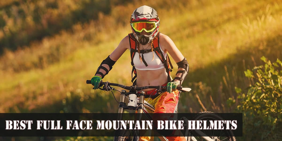 best full face mtb helmets