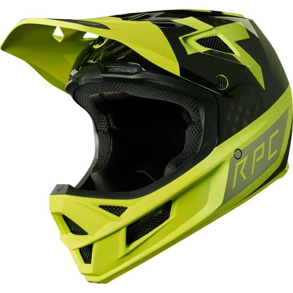 fox racing rampage pro-carbon