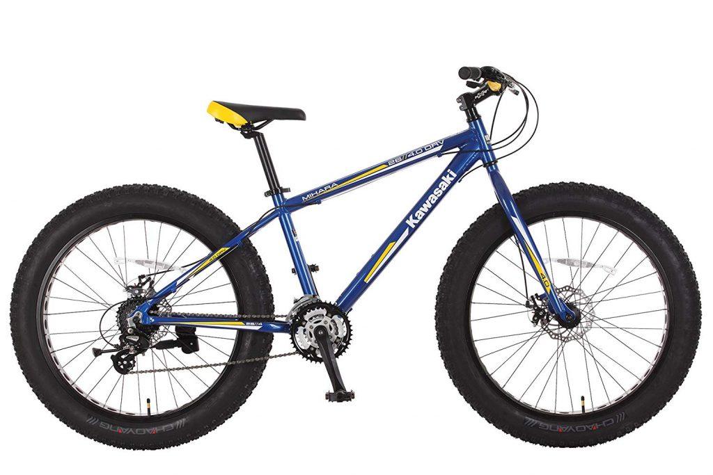 kawasaki mihara fat bike